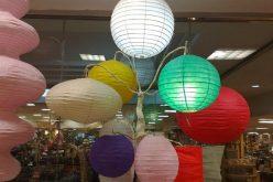 Lampu Lampion Kertas