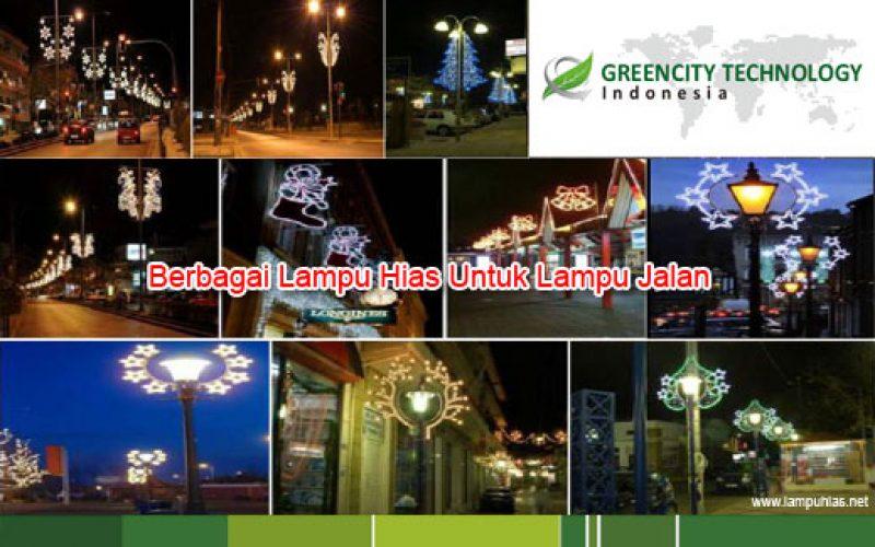 Distributor Lampu Hias
