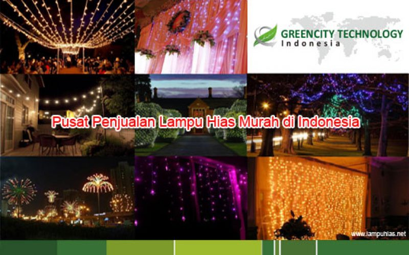 Supplier Lampu Hias