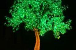 Lampu Pohon LED Bermutu Tinggi yang Aman digunakan