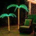 Lampu hias pohon kelapa SL-CHGYZS-01