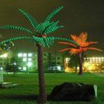 Lampu hias pohon kelapa SL-FZYZ-01