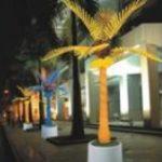 Lampu hias pohon kelapa SL-XYZS-01