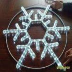 Lampu hias tiang GCSL-TAD-06