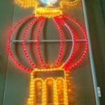 Lampu hias tiang GCSL-TAD-07
