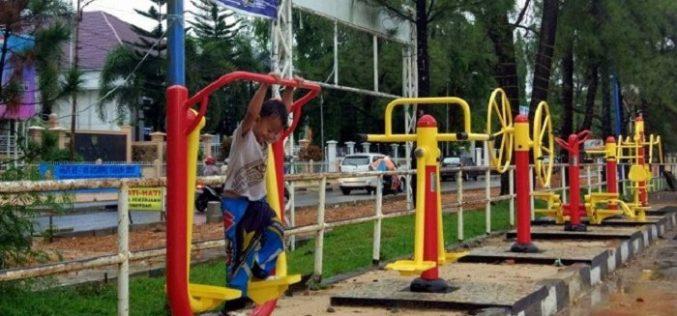 Bengkel Outdoor Fitness Murah Bukan Murahan