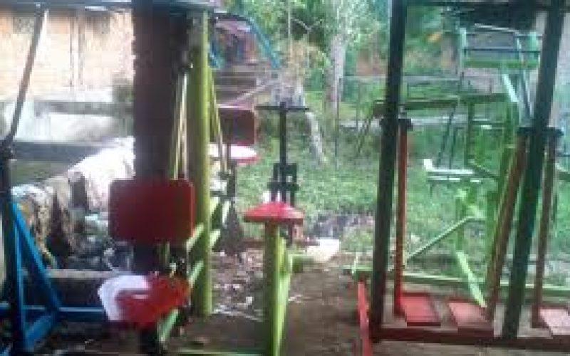 Pabrik Outdoor Fitness Murah Terpercaya