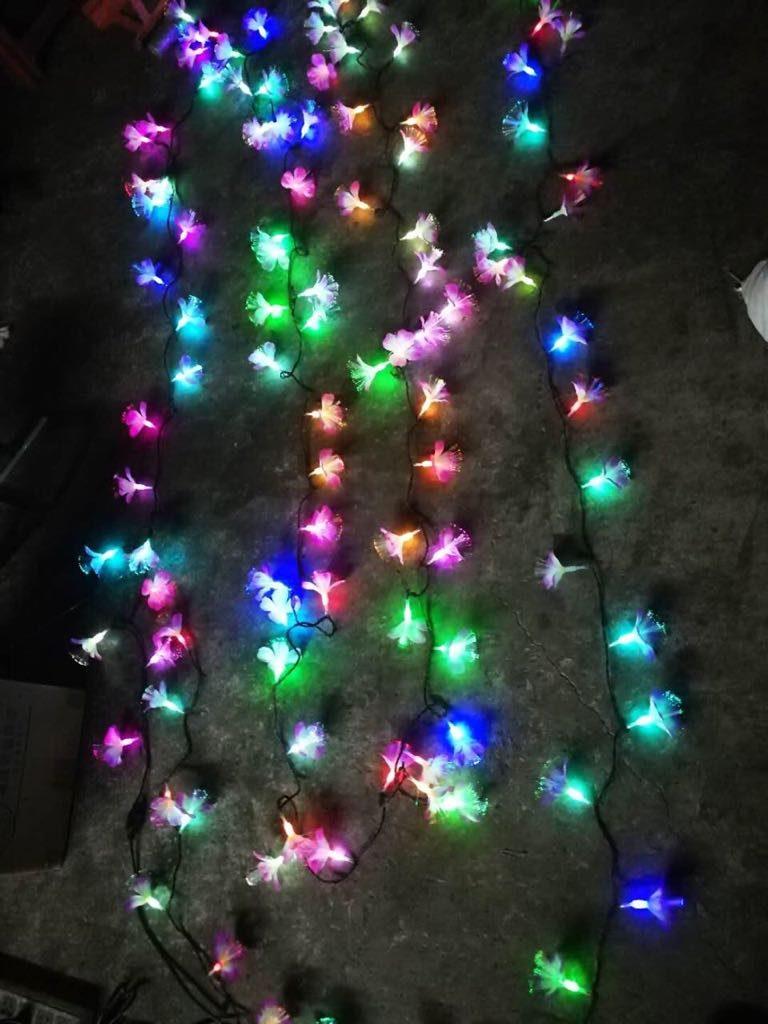 lampu string sakura