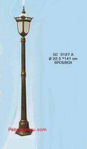 Distributor LAmpu Hias Taman di surabaya GC 3127 A