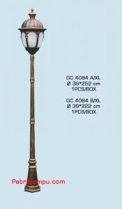 Lampu Hias taman Model Tunggal GC 4084 A/XL