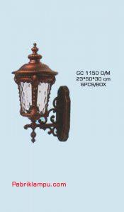 Lampu Dinding Kamar GC 1150 D/M