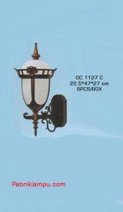 Lampu tempel dinding GC 1127 C
