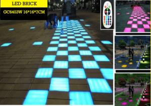 Jual LED Brick Dengan Harga Termurah GC6403W