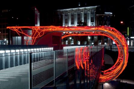 Lampu neon flex untuk jembatan termurah