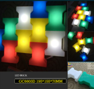 Led Brick GC6603D