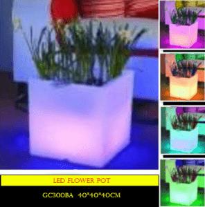 Led Pot Bunga Murah Untuk Rumah Anda GC300BA