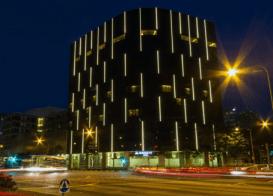 pembuatan lampu gedung led flexible murah