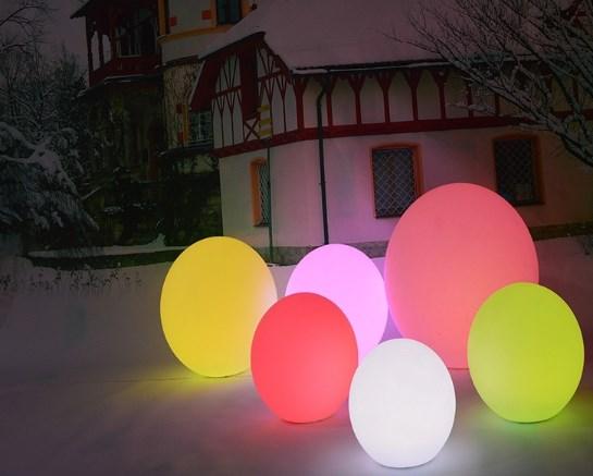 Harga Lampu Bola Led Warna Warni Untuk Taman Dan Halaman
