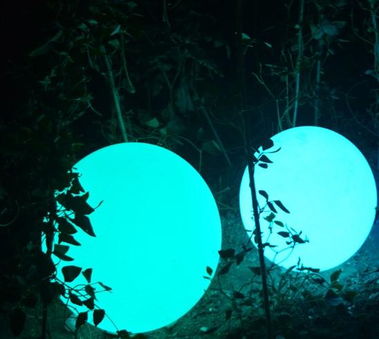 Jual Lampu Taman Model Bola Untuk Memperindah taman