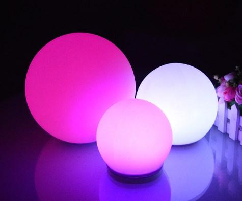 Jual bola lampu untuk taman led dan anti air