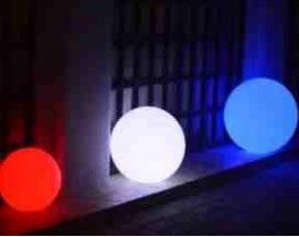 Jual lampu Bola Led RGB ES-B020
