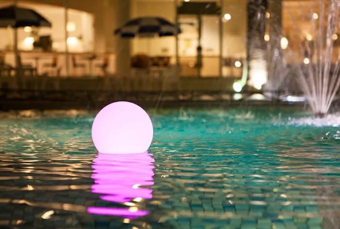 Jual lampu Bola Untuk Dalam Kolam