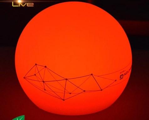 Jual lampu bola led murah dengan batterai