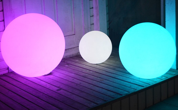 Lampu Bola Hias Murah untuk rumah