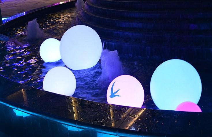 Lampu Bola Led Anti Air BIsa Untuk Kolam