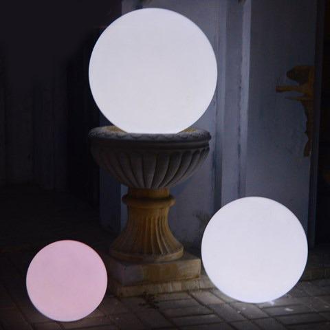 Lampu Bola Led Untuk Halaman Rumah dan cafe Outdoor ES-B035