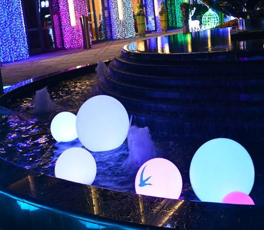 Lampu Bola Led waterproof Murah di surabaya