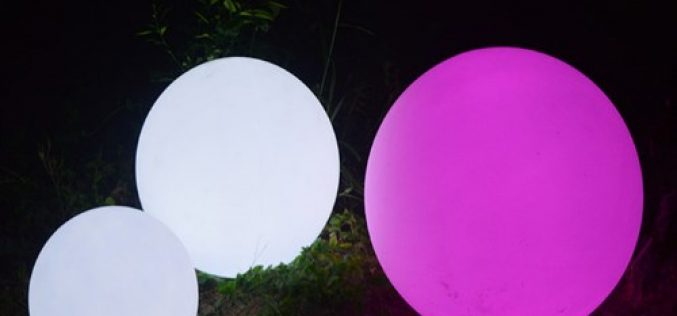 Jual lampu Bola LED Outdoor indoor ES-B015