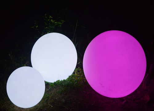 Lampu Bola untuk cafe outdoor