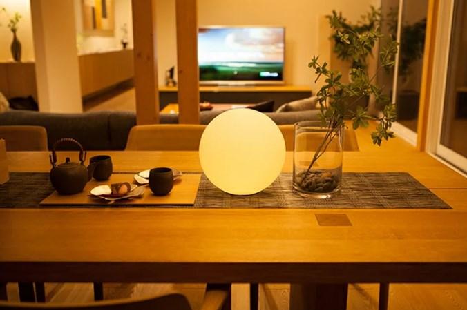 Lampu Bola untuk hiasan rumah