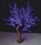 LED Simulation Tree DY-GFZCH-8T-1.5M-BL