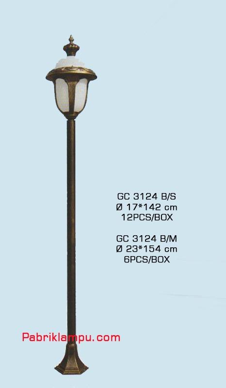 Lampu Hias Taman Model Tunggal Gc 3124 B S Jual Harga Lampu Hias Murah Hp 081803215590 08175117997 Wa